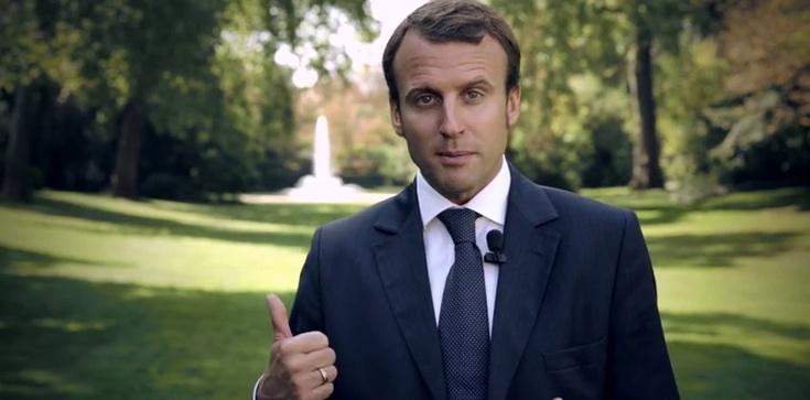 Ależ on fantazjuje! Dobre sobie - Macron chce karać Polskę!!! - zdjęcie