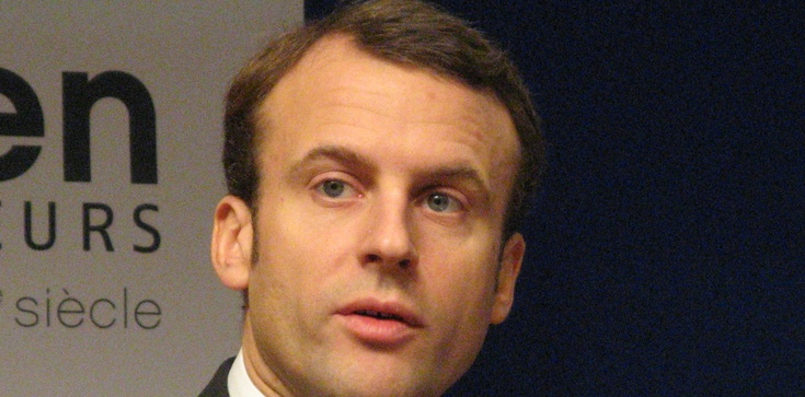 Macron: Na igrzyska Katedra Notre-Dame będzie odbudowana - zdjęcie