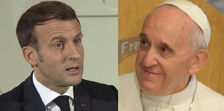 Francja: chrześcijanie zagrożeni terroryzmem, Macron dzwoni do Papieża - zdjęcie