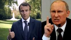 Czy Macron ugnie się przed Putinem? Andrzej Talaga dla Fronda.pl - miniaturka