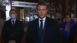 Czy prezydent Macron wypowiada wojnę islamizmowi? - miniaturka