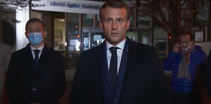 Czy prezydent Macron wypowiada wojnę islamizmowi? - zdjęcie