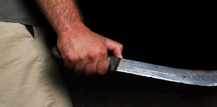 Student zaatakował profesora…maczetą. Krzyczał: Zabiję cię! - zdjęcie