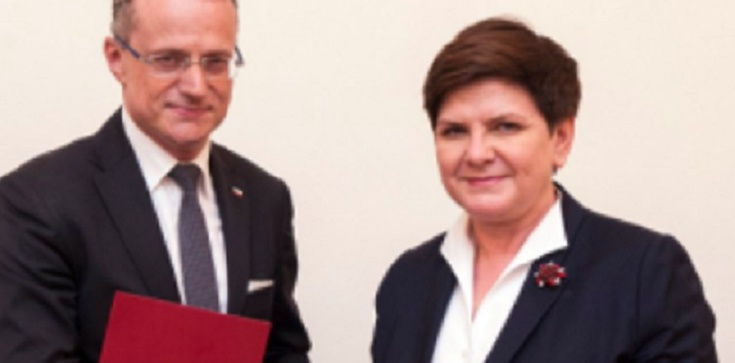 Magierowski już oficjalnie wiceszefem MSZ - zdjęcie
