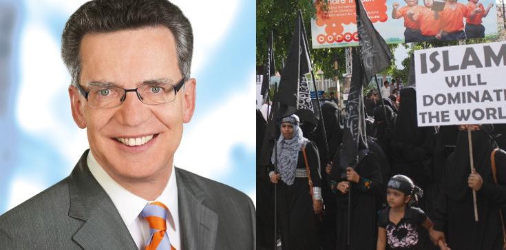 Szef MSW Niemiec chce islamskich świąt państwowych! - zdjęcie