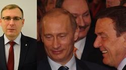 Małecki: Biznes Rosji i Niemiec to niebezpieczeństwo dla Europy - miniaturka