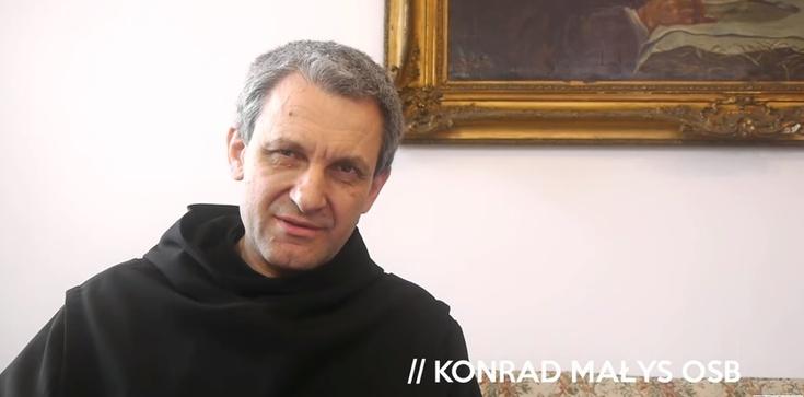 O. Konrad Małys OSB: Lepszy świat [Komentarz liturgiczny] - zdjęcie