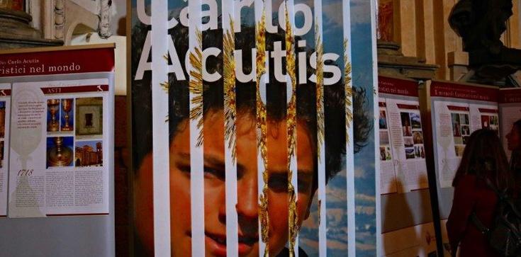Mój syn wyjednuje wiele łask - mówi matka sługi Bożego Carlo Acutisa, 15-letniego geniusza komputerowego - zdjęcie