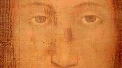 Chusta z Manopello, autoportret Jezusa! - miniaturka
