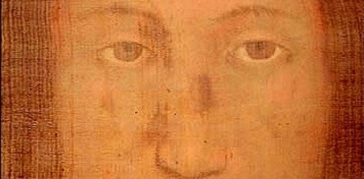 Chusta z Manopello, autoportret Jezusa! - zdjęcie