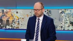 Marcin Przydacz w irackich mediach. Wiceminister przestrzega migrantów - miniaturka