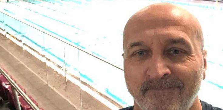 Ratownik na basenie do Marcinkiewicza: ,,Nie jestem tu z przypadku, tak jak pan z przypadku był premierem'' - zdjęcie