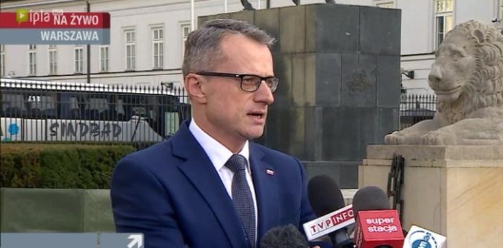 Magierowski: Prezydent odniesie się do orzeczenia TK - zdjęcie