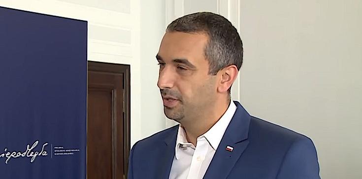 Marek Pęk nowym wicemarszałkiem Senatu - zdjęcie