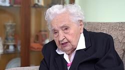 Kpt. Maria Mirecka-Loryś: okupacja sowiecka zniszczyła polski naród moralnie - miniaturka