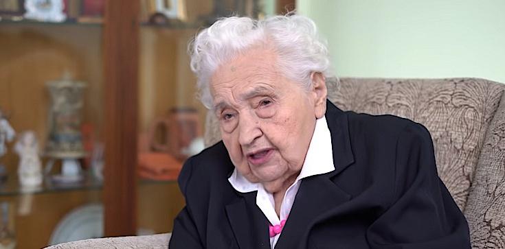 Kpt. Maria Mirecka-Loryś: okupacja sowiecka zniszczyła polski naród moralnie - zdjęcie