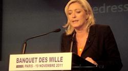 Marine Le Pen chce sojuszu z Kaczyńskim - miniaturka