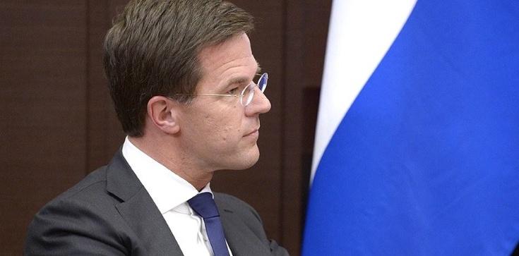 Premier Holandii przeprasza Żydów za prześladowania - zdjęcie