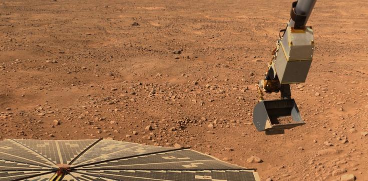 Przełomowe odkrycie w badaniach Marsa! - zdjęcie