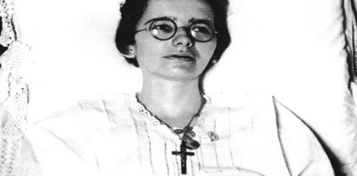 Marta Robin, która jak Chrystus zstąpiła do Piekieł - zdjęcie
