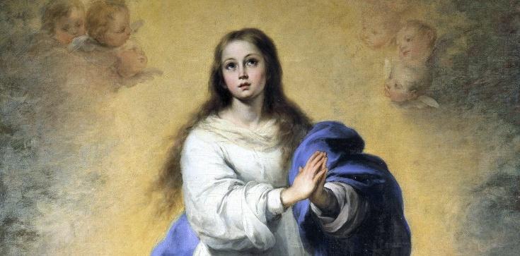 O Maryjo bez grzechu poczęta, módl się za nami! - zdjęcie