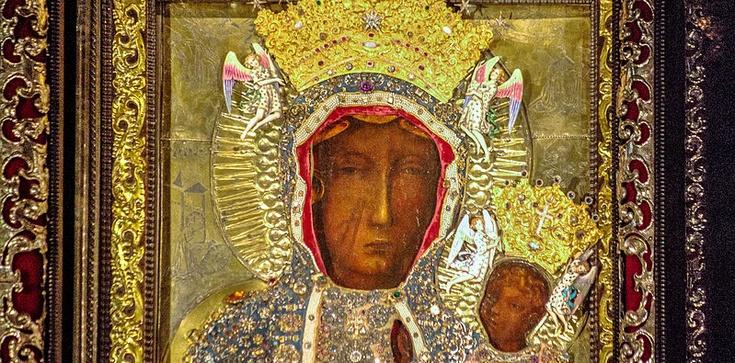 Zarzuty za profanację wizerunku Matki Boskiej Częstochowskiej - zdjęcie