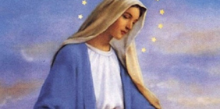 O Matko Boża, daj mi łaskę wytrwania w dobrym aż do śmierci - zdjęcie