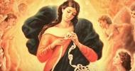 Ta nowenna ma MOC!!! Już dziś pomódl się do Matki Bożej rozwiązującej węzły