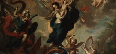 Maryjo, pogromczyni mocy piekielnych, módl się za nami!