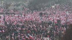 Ruszył Biało-Czerwony marsz! Setki tysięcy patriotów na ulicach Warszawy - miniaturka