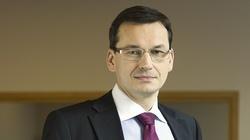 Morawiecki: Polska 'złotym środkiem' dla Chin - miniaturka