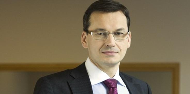 Morawiecki: Plan odpowiedzialnego rozwoju dla Polski - zdjęcie