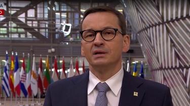 Premier o cyberatakach: Chcemy zajmować się Polskim Ładem i rządzeniem, a nie rosyjskimi prowokacjami - miniaturka