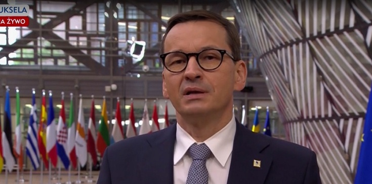 Premier o cyberatakach: Chcemy zajmować się Polskim Ładem i rządzeniem, a nie rosyjskimi prowokacjami - zdjęcie