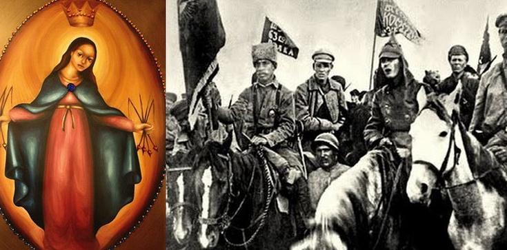Jak Matka Boża ukazała się bolszewickim oddziałom w 1920 roku - zdjęcie
