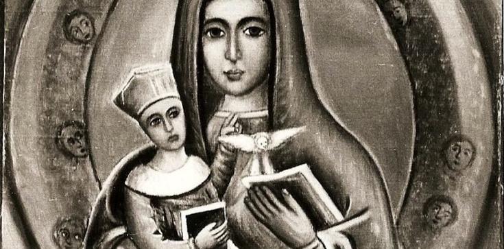 Najświętsza Maryja Panna Leśniańska - zdjęcie