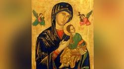 Modlitwa o nawrócenie grzeszników do Matki Bożej Nieustającej Pomocy - miniaturka