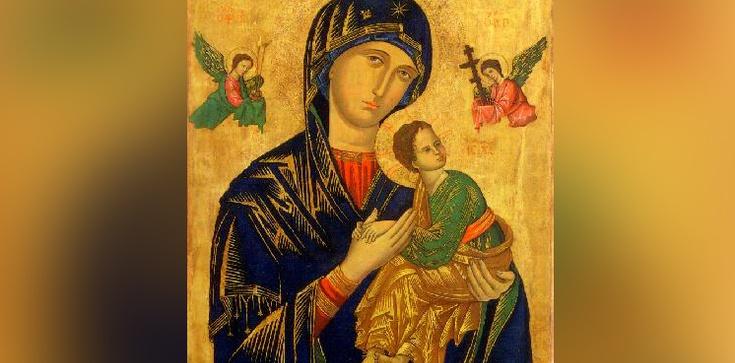 Modlitwa o nawrócenie grzeszników do Matki Bożej Nieustającej Pomocy  - zdjęcie
