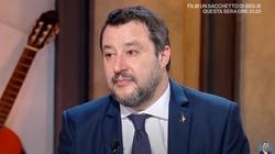 Salvini chce z Polską i Węgrami stworzyć nową grupę w PE - miniaturka