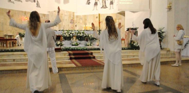 Nie przesadzajmy, u jezuitów w Łodzi nie było ŻADNEJ PROFANACJI - zdjęcie