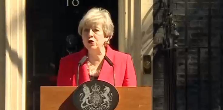 Theresa May odchodzi. Nie poradziła sobie z Brexitem - zdjęcie