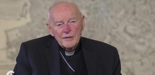 McCarrick to nie tylko skandal seksualny. Co ma wspólnego były kardynał z ludobójstwem w Chinach?  - miniaturka