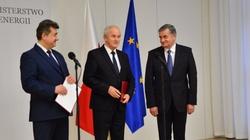 Tadeusz Skobel nowym wiceministrem energii - miniaturka