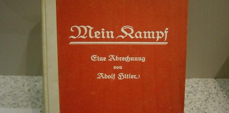 Europa zaczytana. Lektura: Mein Kampf - zdjęcie