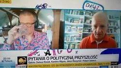 Meller z wrażenia napił się wody, bo … Rosiak w TVN chwali negocjacje Morawieckiego (Wideo) - miniaturka