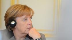 Orędzie Merkel do Niemców. ,,To trudne czasy dla naszego kraju. I to długo potrwa'' - miniaturka