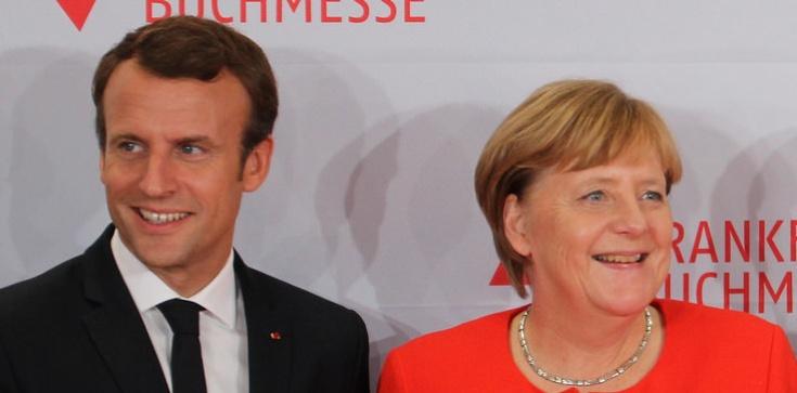 Merkel WŚCIEKŁA na Macrona: Mam dosyć sprzątania po tobie! - zdjęcie