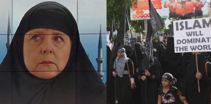 Niemców ciągle zalewają muzułmanie, a UE udaje, że wszystko jest w porządku!!! - zdjęcie