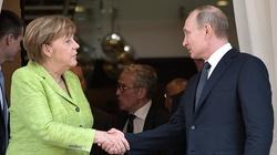 Biznes czy bezpieczeństwo? Zawirowania na linii Berlin-Moskwa - miniaturka