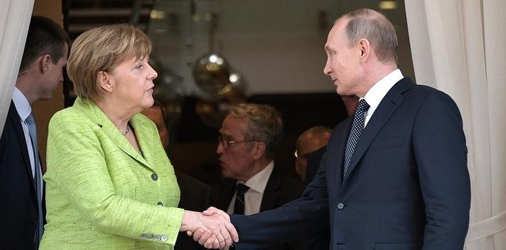 Niemiecka prasa: Merkel musi poświęcić Nord Stream 2 - zdjęcie